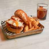 Diabla Burger (180 G.)