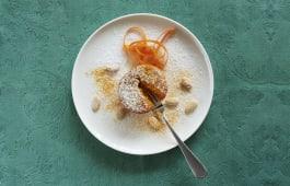 Tortino di mandorle e carote – Gluten Free