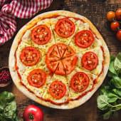 Pizza napolitana (pequeña)