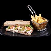 Sándwich premium