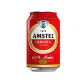 Cerveza Amstel (33 cl.)