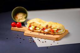 Mediteranean sandwish