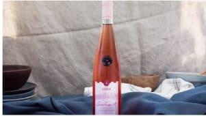 Vin libanais rosé Ksara Sunset (37,50cl)