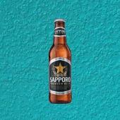 Birra Sapporo 33cl