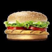 Chicken Whopper Burger