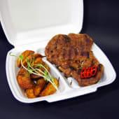Стейк зі свинини (шия) (за 100г)