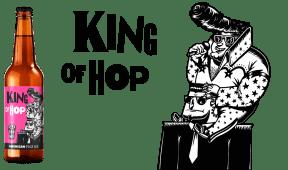King of hop Alebrowar