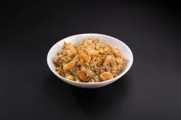Смажений рис з креветкою тигровою (300г)