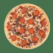Pizza tutto carne (familiar)