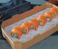 Somon Ikura Roll (6 Adet)