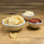 Chips di patate fritte
