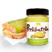 Crema Spalmabile al Pistacchio Prelibatella gr.350