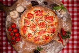 Pizza Parmigiana Ø33cm
