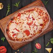 Pizza al Pollo cu file de pui
