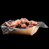 Alitas de Pollo con Salsa Bourbon (Ración Pequeña)