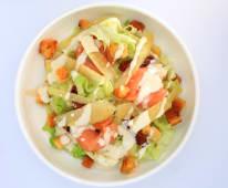 Salade Caesar Saumon