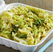 Verza coleslaw
