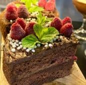 Торт Вишнево-шоколадний (110г)
