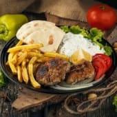 Bifteki portion