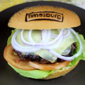 Hamburguesa La Cheeseburger