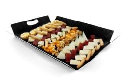 Bandeja de quesos mixtos nacional e internacional