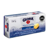 Mantequilla Gloria 100gr