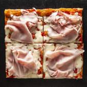 Pizza Prosciutto cotto (4 pzs.)