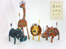 Beaded animals medium