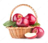 Pomme crisp (Sucré, acidulé) 500g