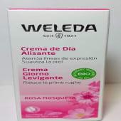 Crema facial Día Alisante Rosa Mosqueta Weleda (30 ml.)
