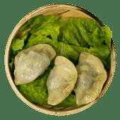 Veggie gyoza