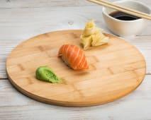 Нігірі з копченим лососем (35г)