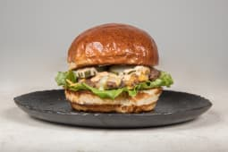 100% beef burger standard