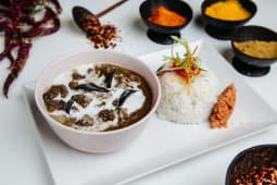 Svinjetina u crnom curryju