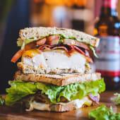 Chicken club sandwich (new)
