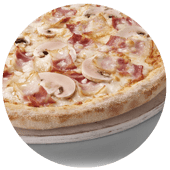 Telepizza carbonara