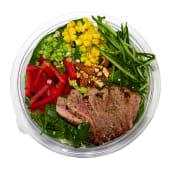 Стейк-салат з телятиною (450г)