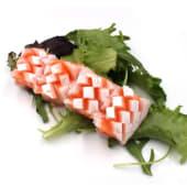 Sashimi Toro Salmão (4 Peças)
