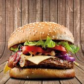 BBQ Burger (180 gr.)