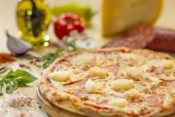 Pizza Hawaiana Ø 23cm