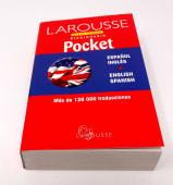 Diccionario Ingles Espanol Pocket Larousse