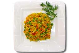 Рис з овочами (200г)