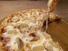 Пицца Гавайская с ананасами (25см)