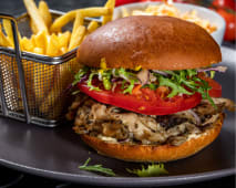 Burger Szarpany  200g