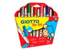 Giotto Be-Be Super Marcadores Cx. 12