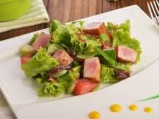 Салат з тунцем і авокадо (190г)