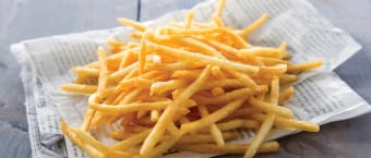 Patatine fritte - medie