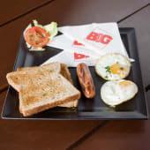 Square Breakfast