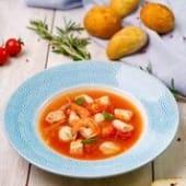 Суп з морепродуктами (320г)