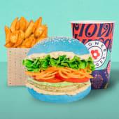 Ocean Burger Meal